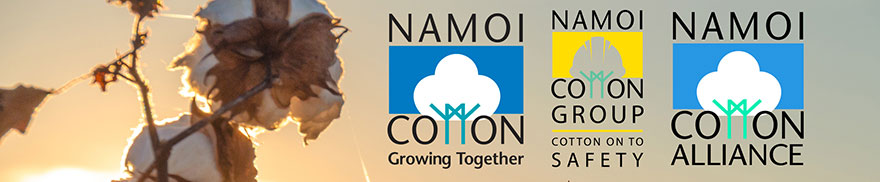 Namoi Cotton Logos